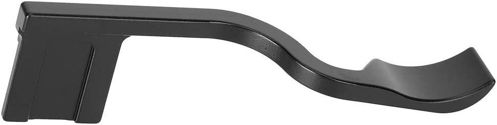 port/átil para el Pulgar del Dedo XT4 de Metal para Fuji XT4 Exliy Empu/ñadura para el Pulgar de la c/ámara