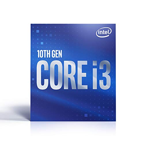 Intel Core i3-10320 (Base Clock 3.80GHZ; Socket LGA1200; 65 Watt) Box BX8070110320