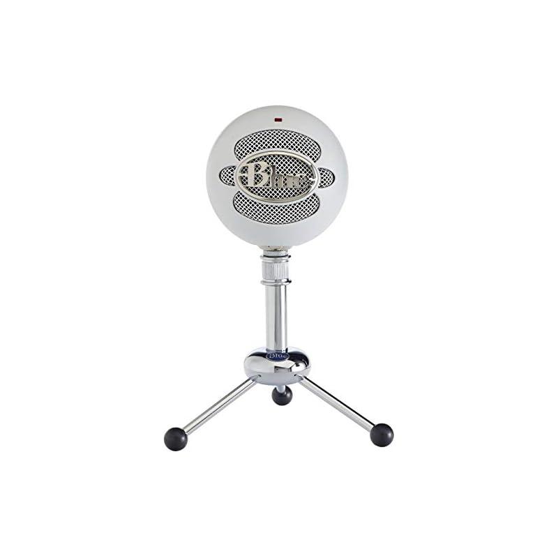 Blue Snowball USB Microphone (Textured W