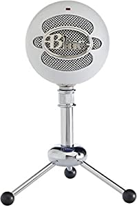 Blue Microphones Snowball USB Microphone (White)