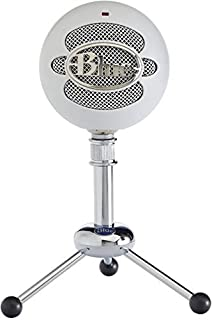 Blue Microphones Snowball USB Microphone (White) (B000EOPQ7E) | Amazon price tracker / tracking, Amazon price history charts, Amazon price watches, Amazon price drop alerts