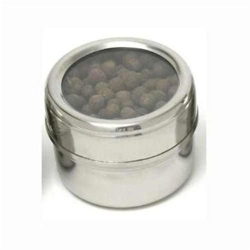 Stainless Steel Magnetic Spice Container by Lipper International (Spice Kitchenart Carousel)