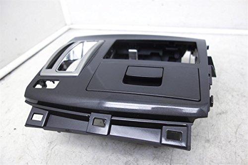 11-14 Nissan Quest DASH BEZEL CENTER PIECE DARK GREY W/O DVD SYSTEM 68260-1JA0A
