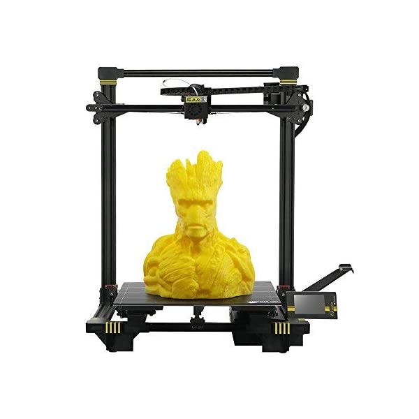 ANYCUBIC Chiron Auto Leveling 3D Printer with Ultrabase Heatbed, Huge Build Volume 15.75 x 15.75 x 17.72 inch(400x400x450mm)