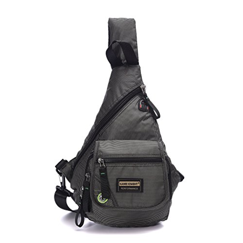 DDDH Small Sling Bag Shoulder backpack Waterproof Nylon Outdoor Chest Bagpack For Men Women - Mountaineering Best Sunglasses