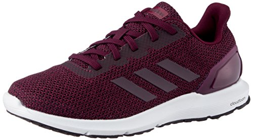 adidas Cosmic 2 SL W, Chaussures de Running Femme Rouge (Mystery Ruby F17/maroon/ftwr White)