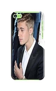TPU fashionable Justin Bieber Design Plastic Hard Case for iphone 5c