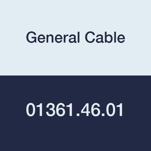 General Cable 01361.46.01 Rubber Cord, Type SJ, 14/2 SJ 5000'-BLK-Reel
