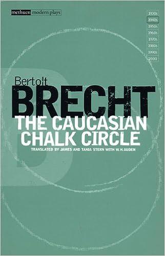 The Caucasian Chalk Circle (Modern Classics) by Bertolt Brecht (1988-01-01)