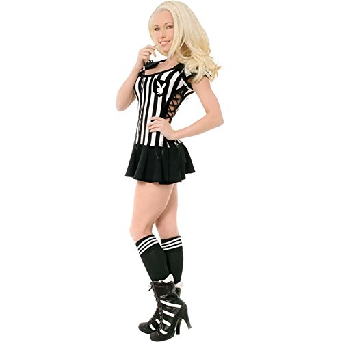 Racy Referee Adult Costume - X-Small