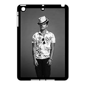 J-LV-F Design Case Bruno Mars Customized Hard Plastic Case for iPad Mini