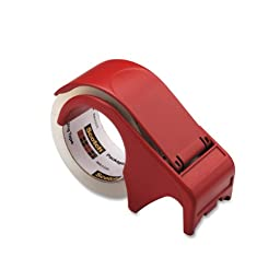 Scotch Packaging Tape Hand Dispenser DP300-RD
