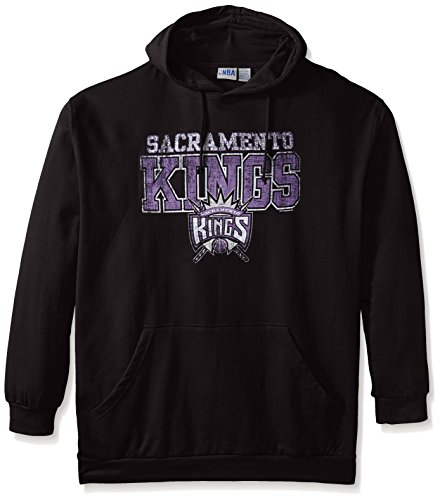 Used, NBA Sacramento Kings Men's Screen Pullover Fleece Hoodie, for sale  Delivered anywhere in Canada