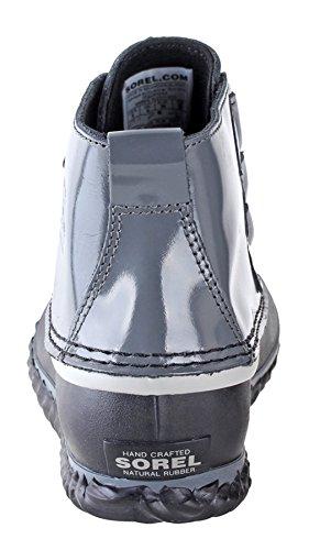 9 5 Women's SOREL Graphite Rain About Boot N wfvqR1SY