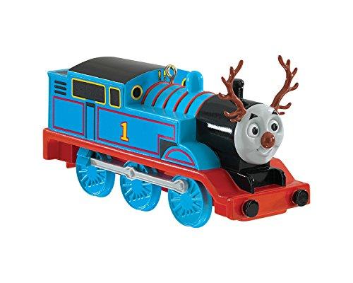 Thomas The Train Ornament - 2015 Thomas & Friends Reindeer Carlton Ornament