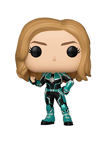 Funko 36342 Pop! Marvel: Captain MarvelVers, Multicolor
