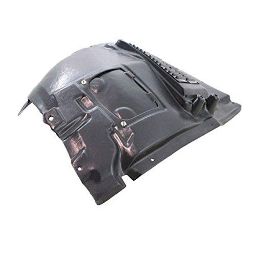 08-13 M3 Front Splash Shield Inner Fender Liner Panel Passenger Side BM1249120