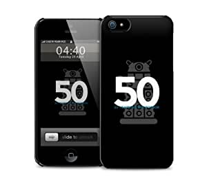 50 Years Of The Doctor iPhone 5 / 5S protective case