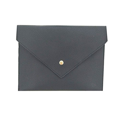 Party for Evening Strap Purse Bag Adjustable Womens Envelope Clutch ZKHOECR Grey with vqSOBZw