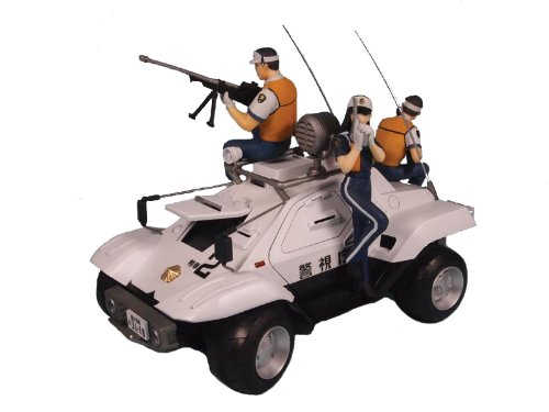 Mobile Police Patlabor the Movie Movie Movie Type 98 Special Control Vehicle (Plastic model kit) (PD05) 1/24 11af8e