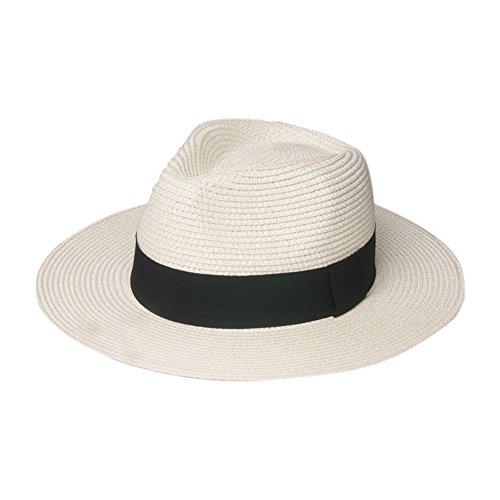 Paladoo Womens Floppy Summer Sun Hat Beach Cap Wide Brim Straw Hats