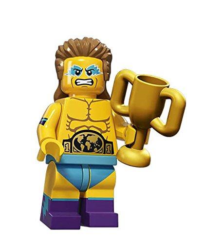 Lego Minifiguras Serie 15 - Campeón de lucha