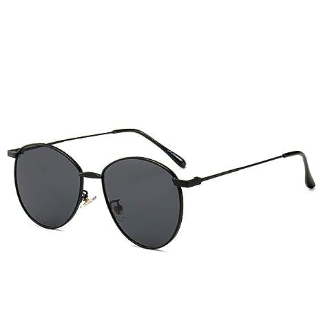 Yangjing-hl Gafas de Sol de Moda callejera Coreana Tendencia ...