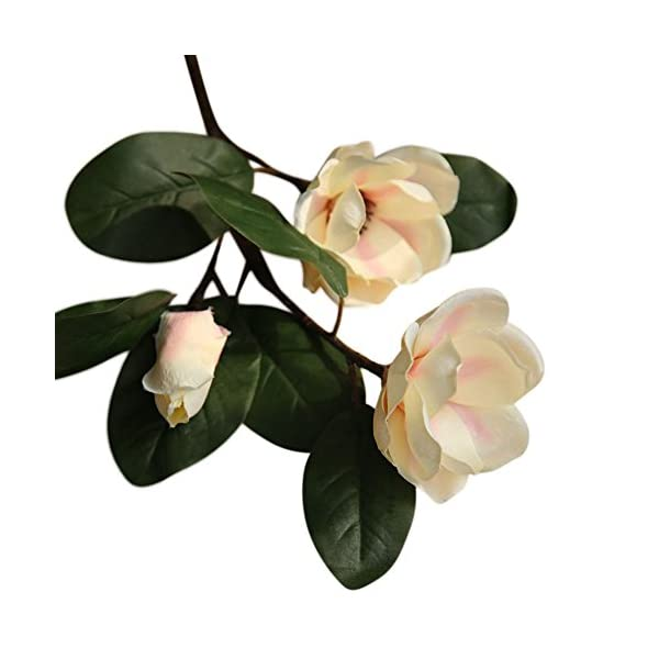 Archangel Smile Magnolia Artificial Fake Flowers Leaf Magnolia