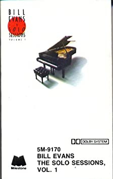 Bill Evans: The Solo Sessions, Vol  1