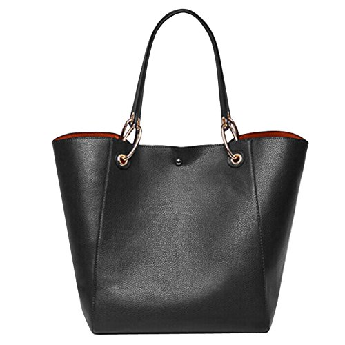 Leather Zicac Insert Lady Shoulder Bag With Handbag Women Casual Tote Synthetic Fashion Office Messenger Removable q44IwTr