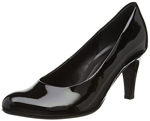Gabor Femme Noir Lavender Ht Escarpins Black Patent W0p5Zqdqz6