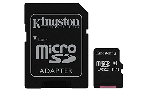 Professional Kingston 256GB Zen Mobile MicroSDXC Card with custom formatting and Standard SD Adapter! (Class 10, UHS-I) by Custom Kingston for Zen Mobile Ultrafone 303 Power + (Image #2)
