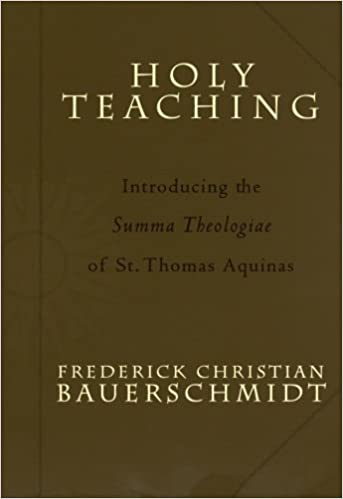 an introduction to the history of st thomas aquians The summa theologiae (written 1265-1274 and also known as the summa theologica or simply the summa) is the best-known work of thomas aquinas (c 1225-1274) although unfinished, the summa is one of the classics of the history of philosophy and one of the most influential works of western literature.