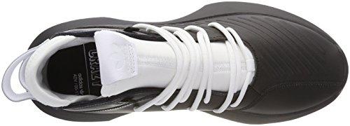 adidas Crazy 1 ADV, Scarpe da Ginnastica Basse Uomo Nero (Core Black/Core Black/Footwear White 0)