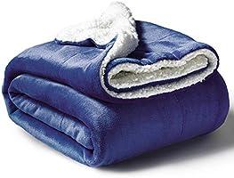 Bedsure Sherpa Fleece Fuzzy Soft Blanket