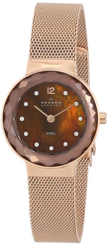 Skagen Womens 456SRR1 Leonora Watch product image