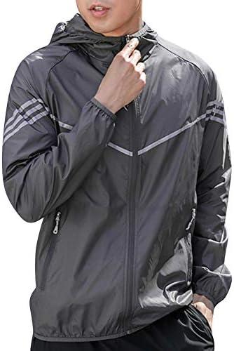 ウィンドブレーカー メンズ 男性 マウンテンパーカー ジャケット 長袖 無地 超軽量 薄手 通気 軽量 防風 UV対策 冷房対策 防水 アウトドア 登山 ハイキング トレッキング ブルゾン フード付 春夏秋 4color