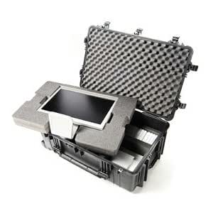 Pelican 1650 Shipping Case With Foam Internal Dimensions Width X