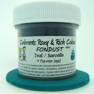 Powder Colour - Teal (4 grams)