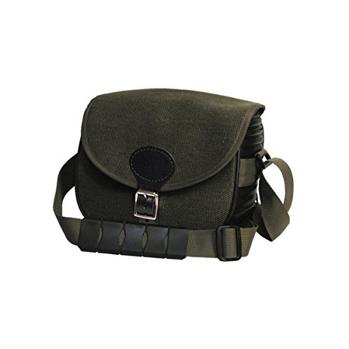 Napier Razorback Cartridge Bag- Forest Green Colour - Holds 120 cartridges, waterproof and scuff panels protect the base. ALSO AVAILABLE IN TERRACOTTA OR GREY COLOURS - PLEASE ASK IF YOU WOULD LIKE A