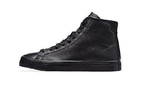 adidas Piel Negro Negro para Hombre de Zapatillas arTqZSa