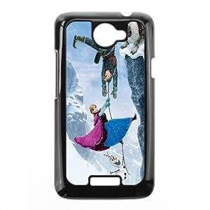 Frozen Cartoon0 HTC One X Cell Phone Case Black present pp001_9604310