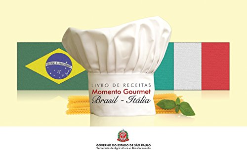 Livro de receitas: Momento Gourmet Brasil - Itália