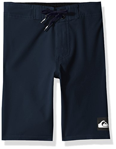 Quiksilver Toddler Boys' Everyday Kaimana Vee Boardshort, Navy Blazer, 4 - Quiksilver Board Shorts Infant