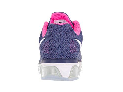 Womens Nike Air Max Tailwind 8 Scarpe Da Corsa Viola Scuro / Rosa Esplosione / Bianco