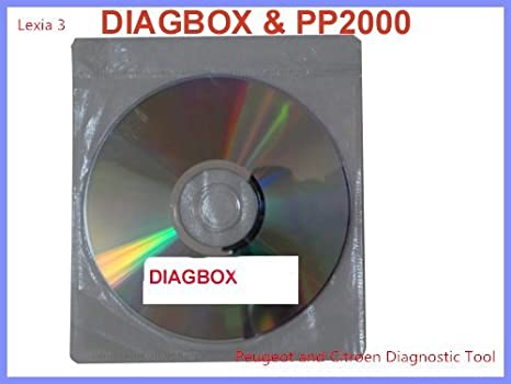 Pandaorv Lexia 3 PP2000 Lexia-3 V48 PP2000 V25 Diagbox 7.83 Lexia3