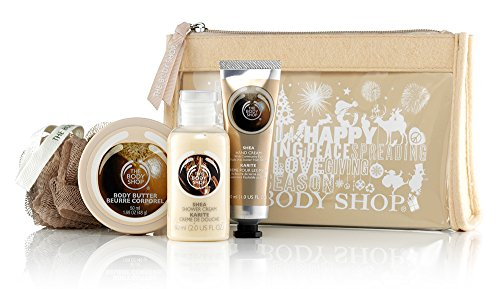 The Body Shop Beauty Bag, Shea