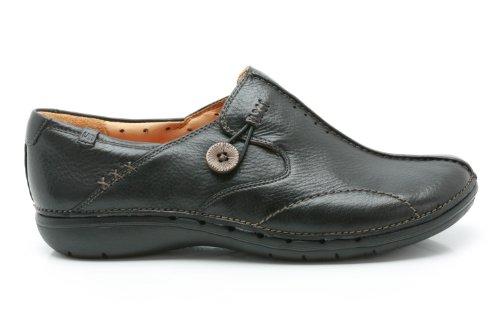 Zapatos para mujer, color Negro , marca CLARKS, modelo Zapatos Para Mujer CLARKS UN LLOP Negro