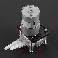 D2 2 * 4 Yosoo Dc 12v D2 Small Dosing Pump 2mm Peristaltic Head for Aquarium Lab Analytical Water