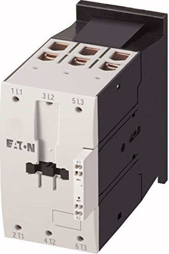 Eaton 239652AC3Power Contactor, 3-Pin, 37kW/400V/DC Light Switch,